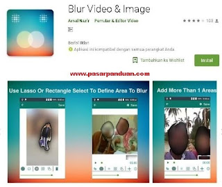 Rekomendasi aplikasi video bokeh android terbaik & gratis (blur video & image)