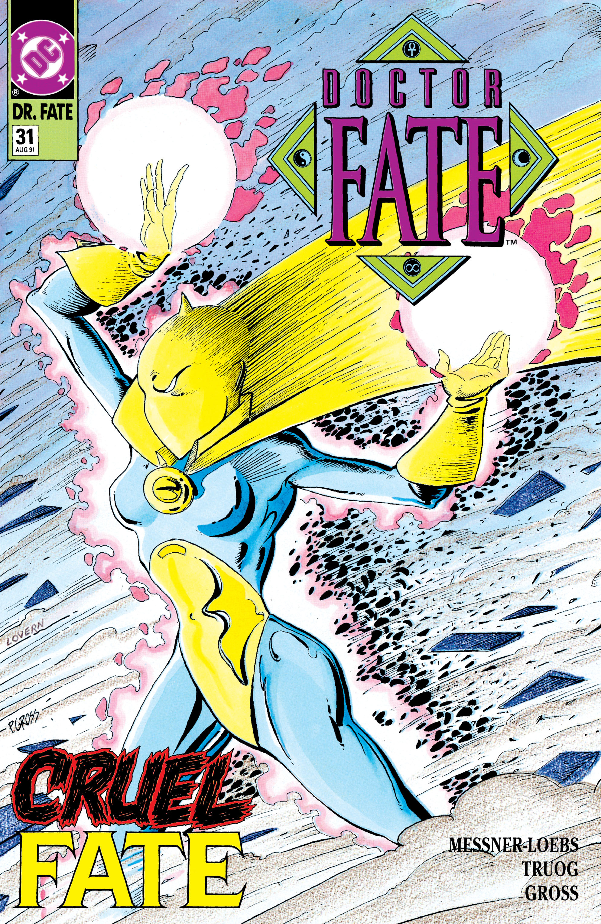 Doctor Fate (1988) 31 Page 1