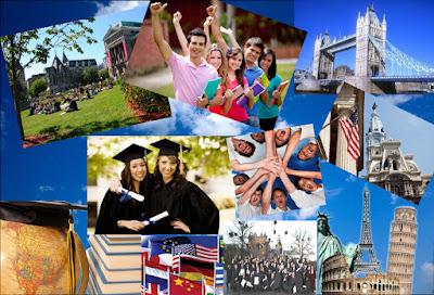 Освіта та навчання за кордоном