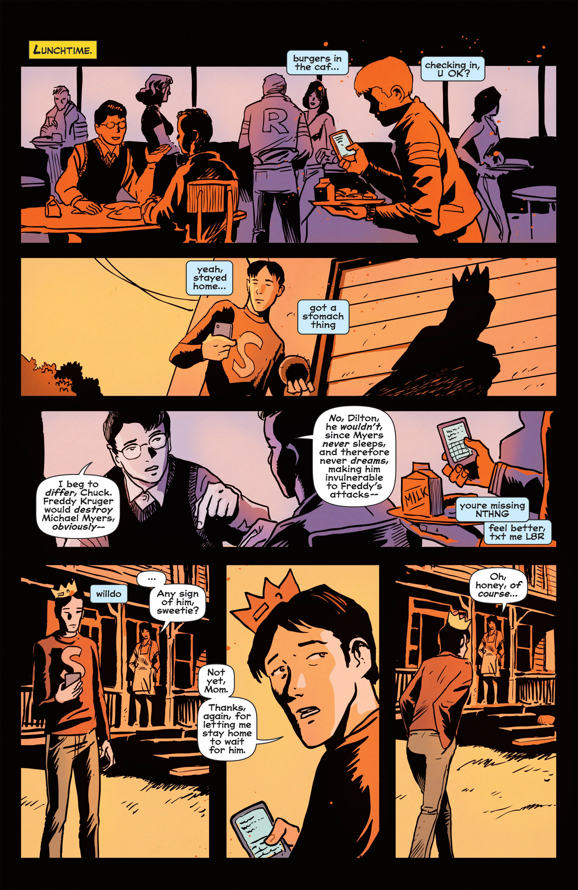 Read online Afterlife with Archie comic -  Issue #1 - 14