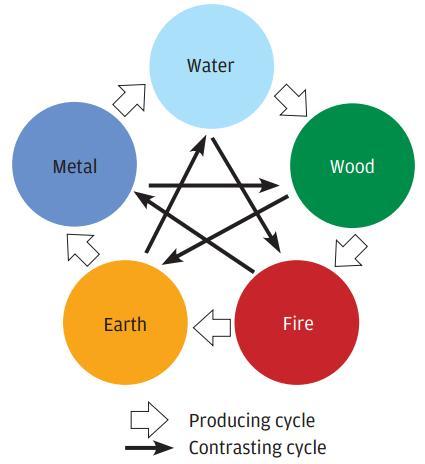 earth 5 elements