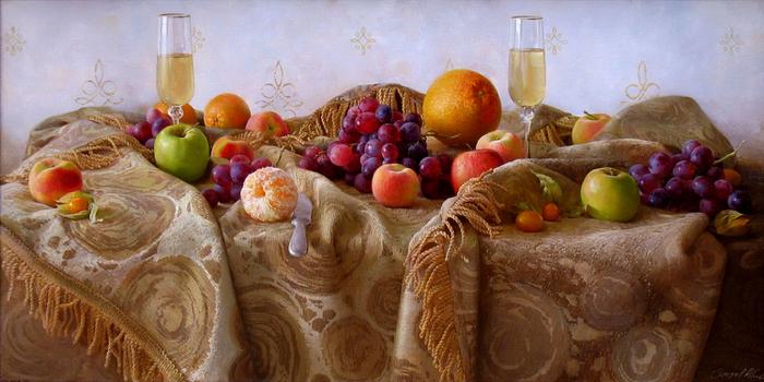 Saidov Aydemir 1979 | Russian Realist painter