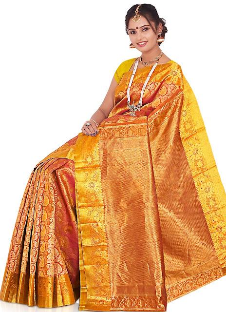 sari for girls