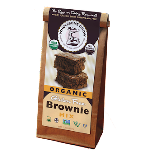 Organic Brownie Mix Whole Foods