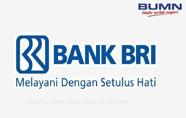 Lowongan Kerja Frontliner Bank BRI Tingkat SMA SMK D3 Juni 2021