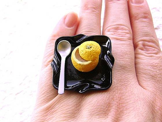 Delicious Dishes in  Fingers - New Photos