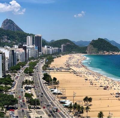 Viajando por brasil