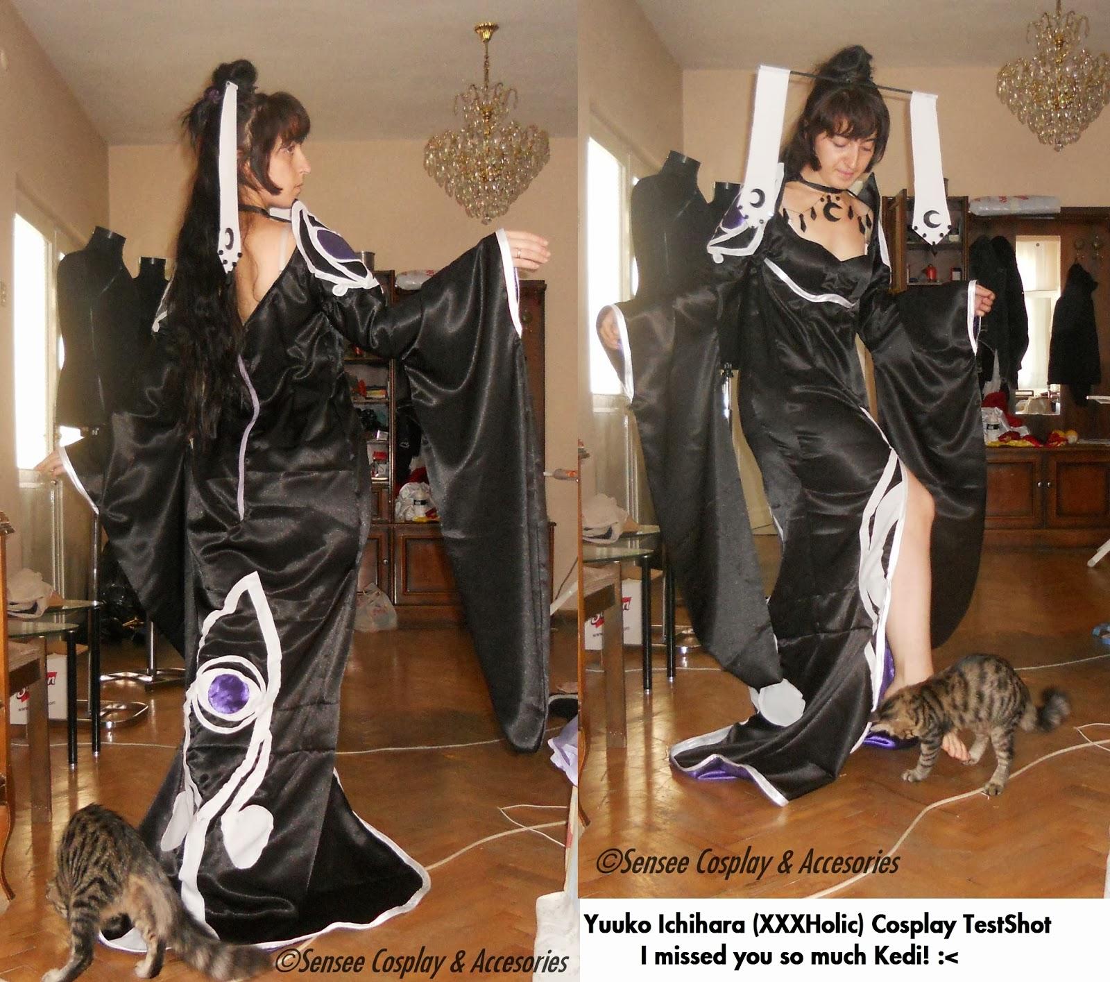 Xxx holic costumes — photo 14