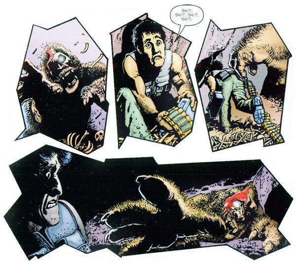 The Crypto Blast: Editorial: The Bigfoot Comic Book by Rob ...Bigfoot Comic
