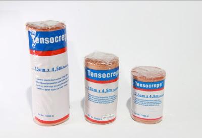 Kasa Pembalut Elastis - Elastic Bandage