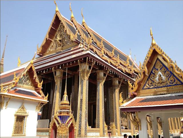 Bangkok Grand Palace (C) Kundenfoto