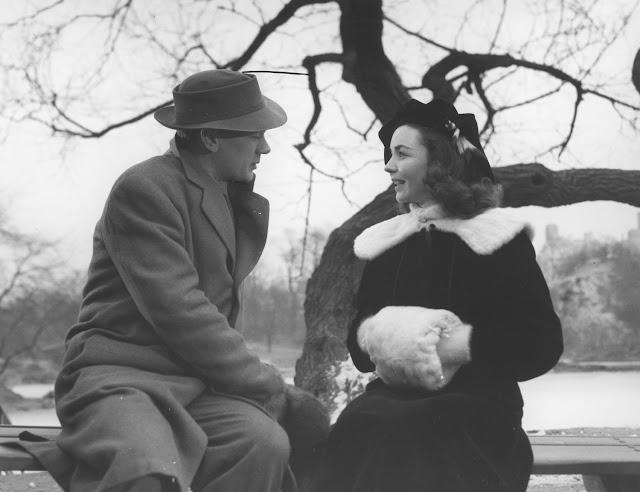 """Blu-Ray Review   """"Portrait of Jennie"""" (1948)"""