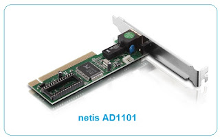 Fast Ethernet PCI Adapter is a highly integrated and cost Download netis AD1101 PCI Network DRIVER | Direct Download Link | Windows
