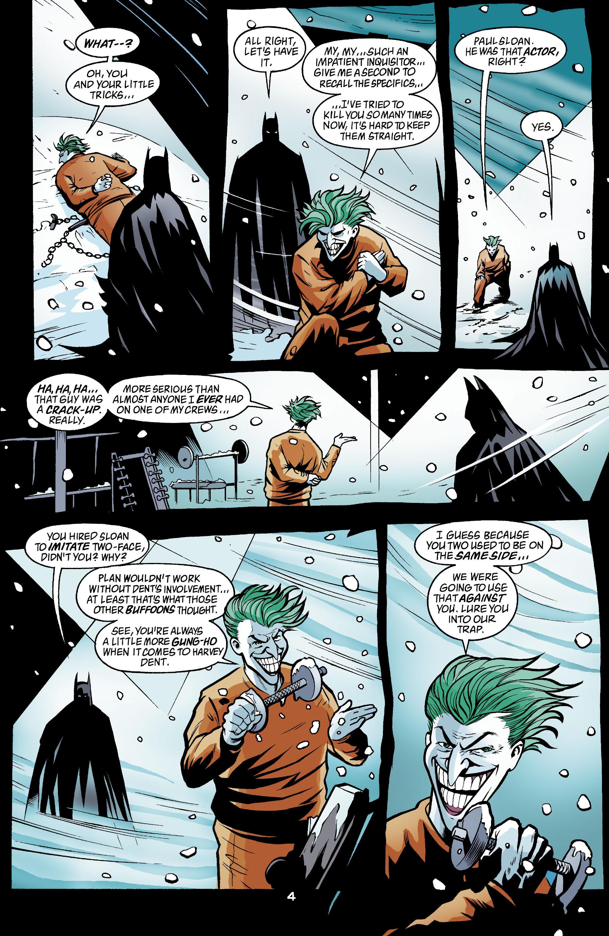 Detective Comics (1937) 781 Page 4