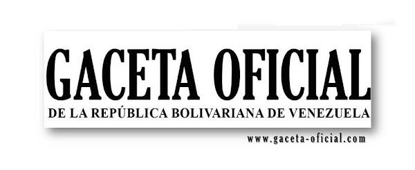 Gaceta Oficial número 41.214: Luis Emilio Rondón Rector del CNE