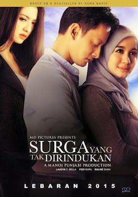 Download Surga Yang Tak Dirindukan (2015) DVDRip Film Indonesia