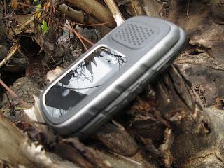 Hape Outdoor Samsung Rugby 3 A997 Seken Mulus IP67 Certified