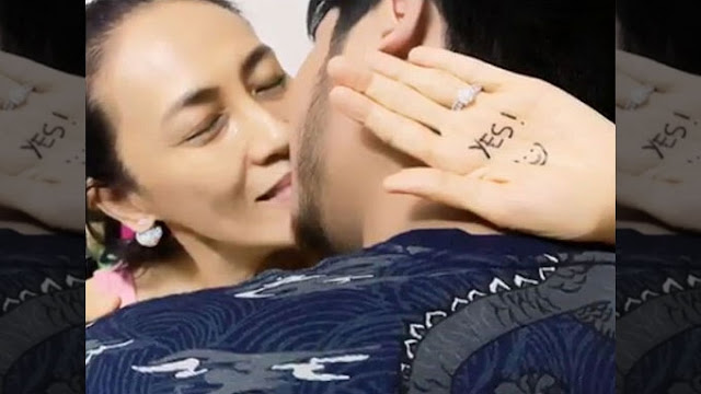 Ai-Ai delas Alas Says Yes to Her Boyfriend Gerald Sibayan's Proposal! Watch This!