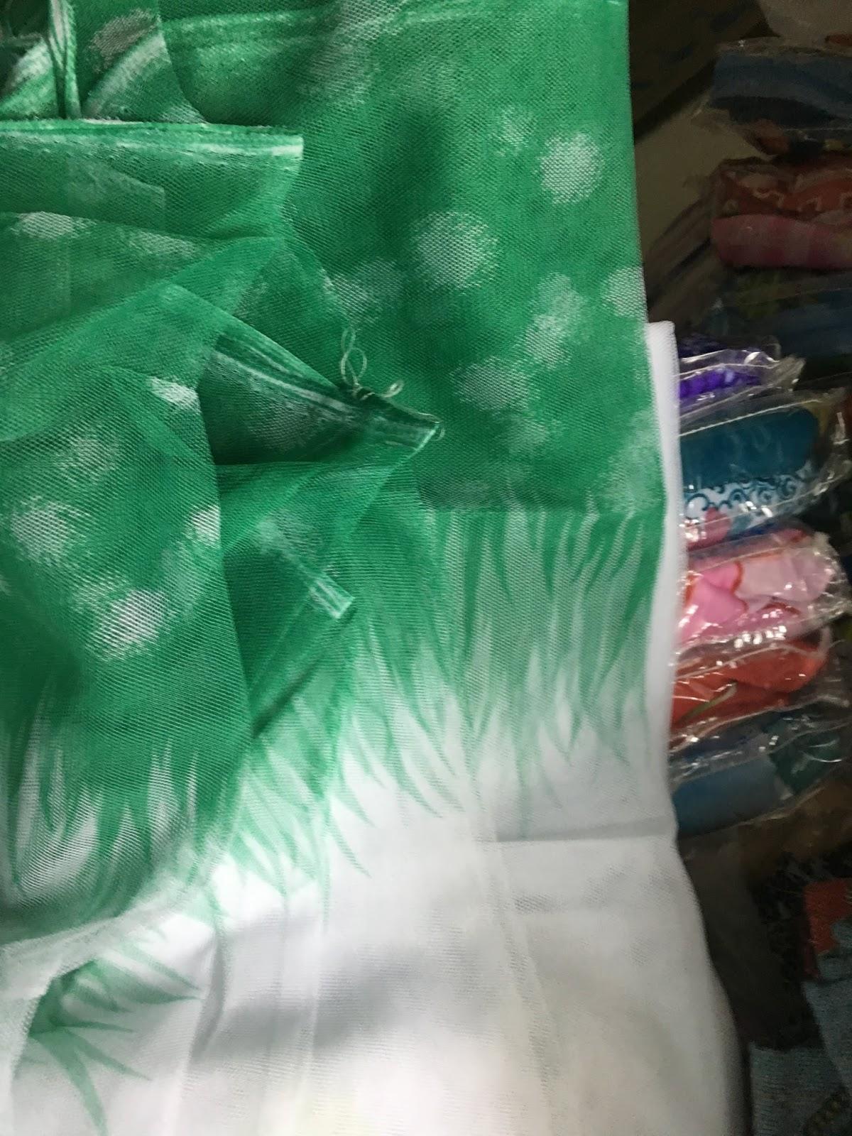 Vải may mùng ngủ đẹp