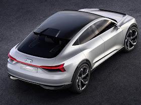 Audi e-Tron Sportback - Q6