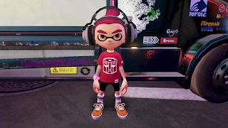 Splatoon Inkling Team Autobot shirt Splatfest Transformers