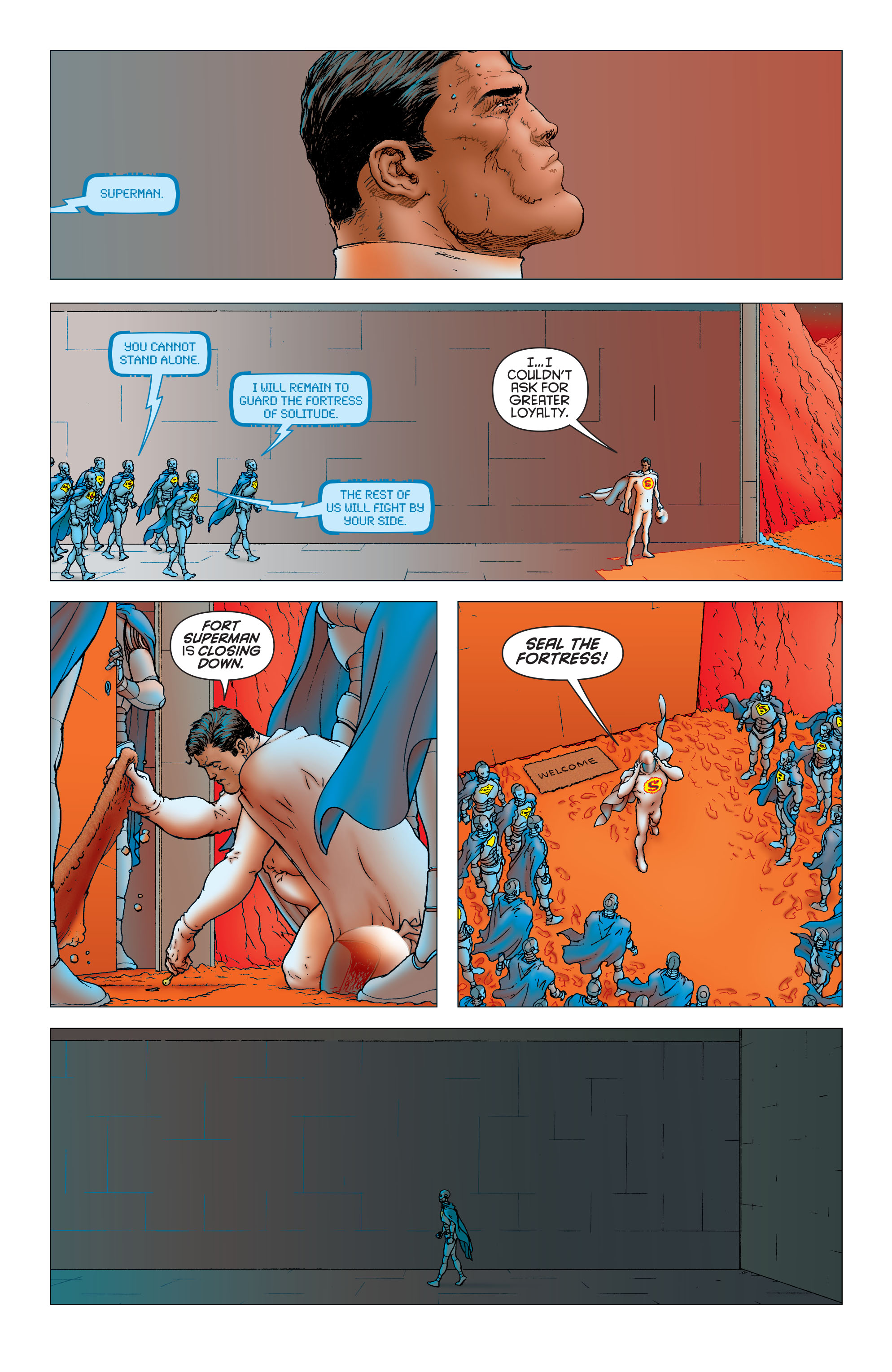 Read online All Star Superman comic -  Issue #11 - 11