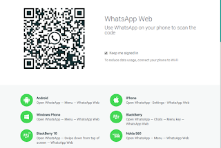 Cara Mudah Pasang WhatsApp Web Di Iphone
