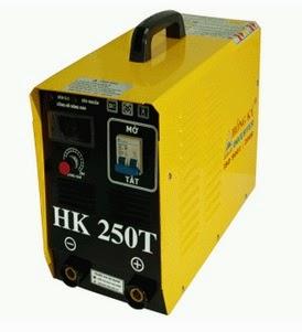 Hình ảnh máy hàn que Hồng ký HK 250T