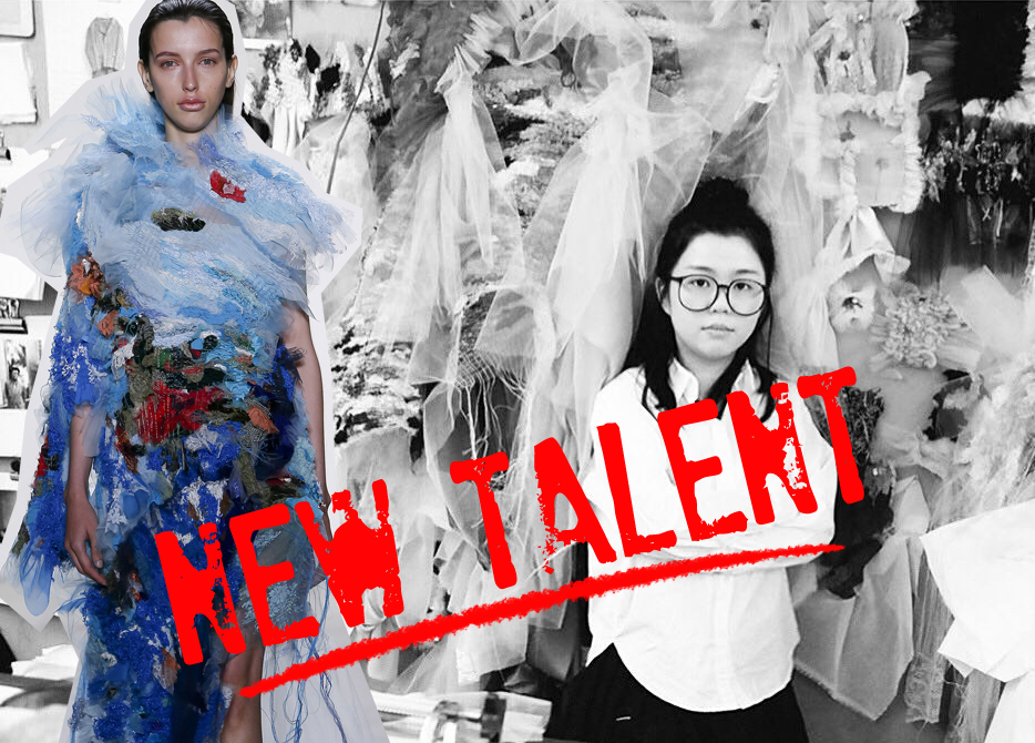 new talents interview with caroline hu from csm and parsons