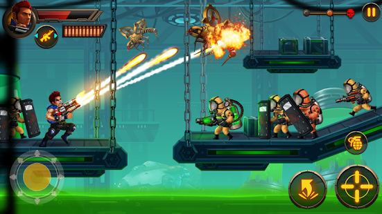 Download Game Metal Squad Mod cho Android