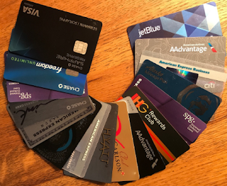 The Chronicles of New Business Credit Cards