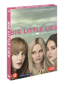 Big Little Lies Saison 1 en DVD