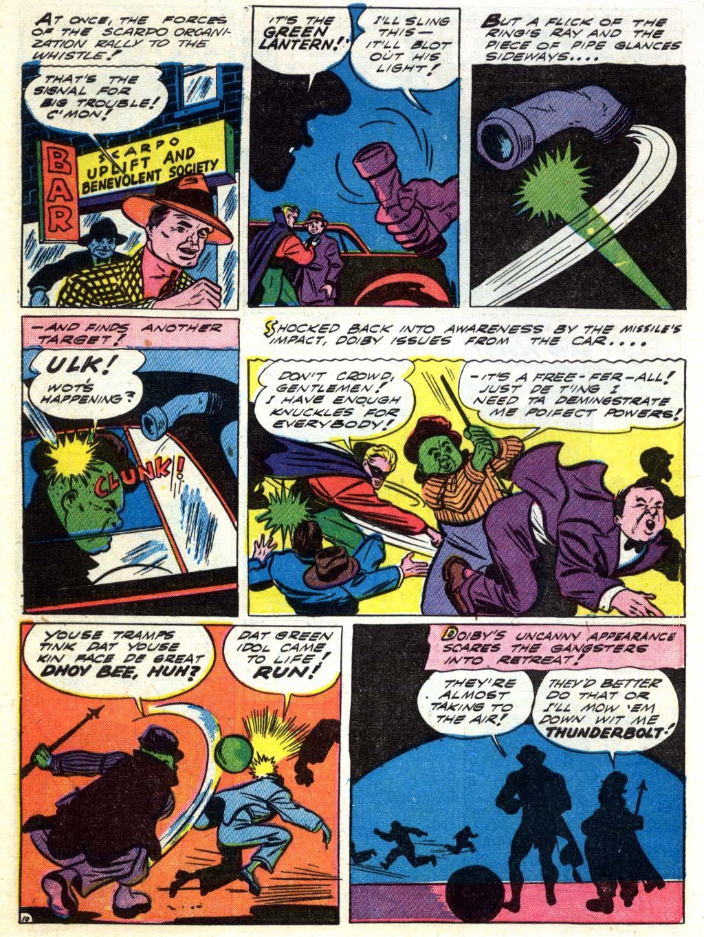 Read online All-American Comics (1939) comic -  Issue #40 - 12