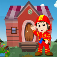 Play Games4King Fireman Rescue