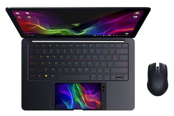 CES 2018: Razer announces Android Laptop/Phone Hybrid Concept 'Project Linda'