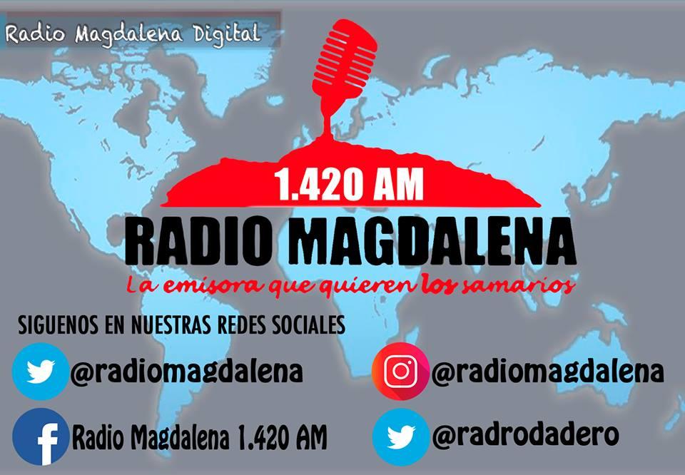 Resultado de imagen para radio magdalena