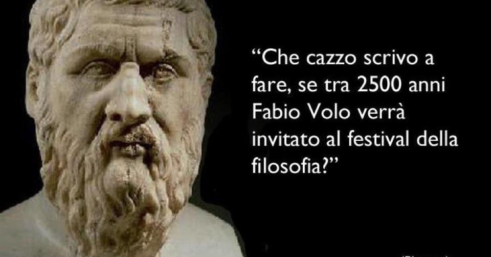Platone Festival Della Filosofia Citazioni E Frasi