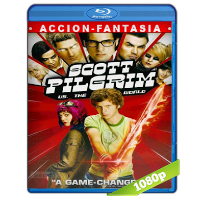 Scott Pilgrim Vs Los Ex De La Chica De Sus Sueños (2010) BRRip Full 1080p Audio Trial Latino-Castellano-Ingles 5.1