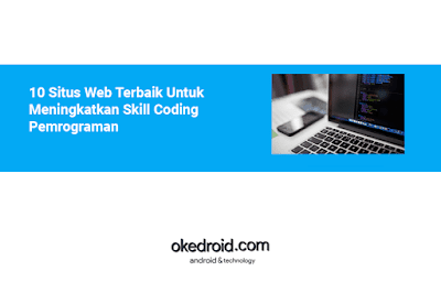 10 Situs Web Terbaik Untuk Cara Mengasah Menguji Meningkatkan Skill Kemampuan Coding Bahasa Pemrograman Programming