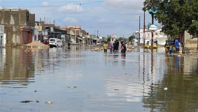 Deadly floods wreak havoc in Pakistan's Karachi