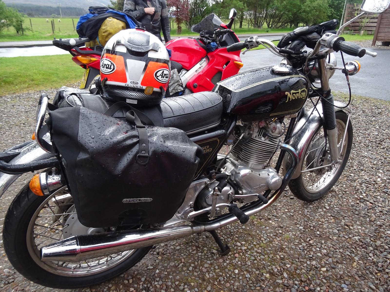 Gino's Travels: A Norton Commando obsession on