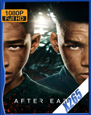 After Earth [2013] [Latino] [1080P] [X265] [10Bits][ChrisHD]