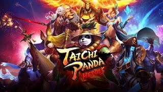 Taichi Panda Heroes V.1.7 APK MOD [Unlimited Mana]