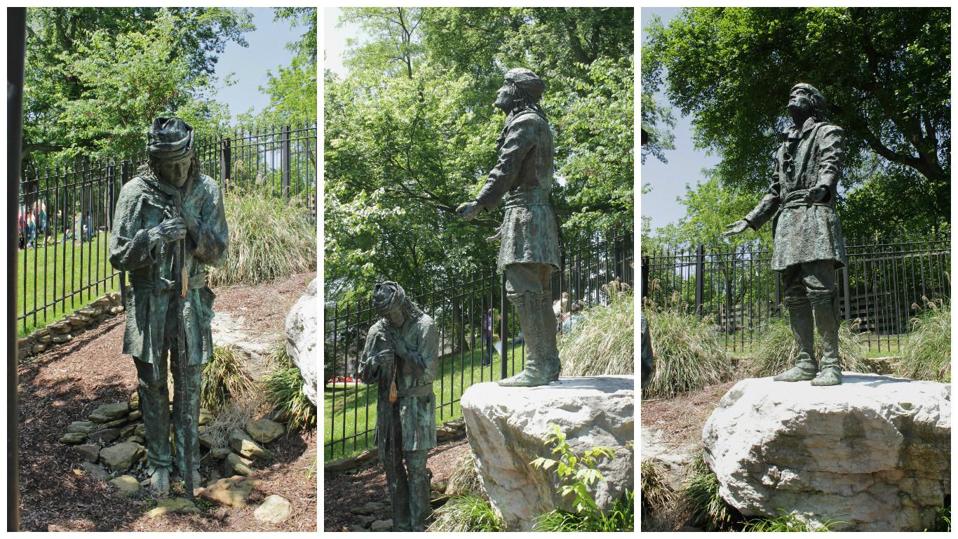 Barrett's Happy Trails : Kentucky - Eddyville