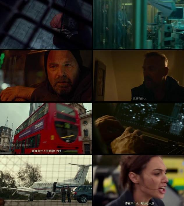 Criminal 2016 English 720p HC HDRip