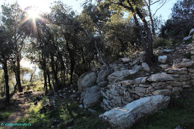 Cànoves i Samalús, Vallès Oriental, ruta arqueològica, patrimoni cultural català