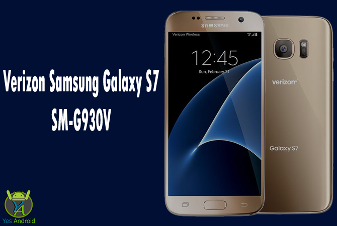 Download G930VVRS4APH1 Update for Galaxy S7 SM-G930V