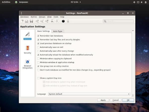 KeePassXC Ubuntu