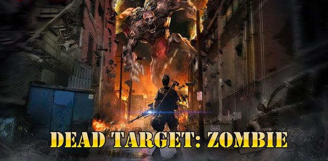 تحميل لعبة الزومبي والاكشن DEAD TARGET: Zombiev v2.3.3 مهكرة (مال و ذهب غير محدود) اخر اصدار