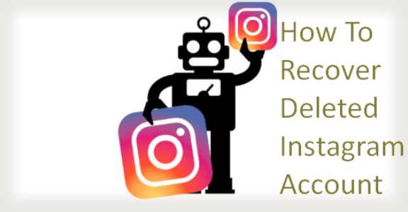 How to Restore A Deleted Instagram Account - Recover Deleted Instagram